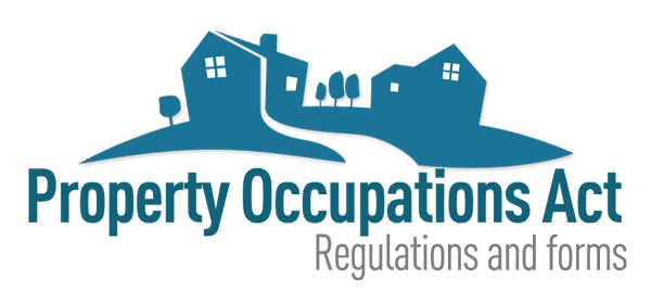 Assigning appointments under the Property Occupations Act 2014